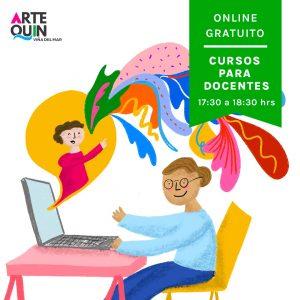 museo artequin viña del mar taller online