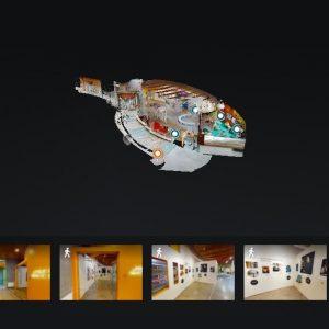 museo artequin viña , día del patrimonio, museo 360
