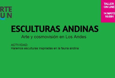 taller online esculturas andinas