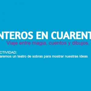museo artequin taller online cuenteros en cuarentena