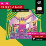 la gran escuelita de teatro museo artequin viña tik tok y la danza