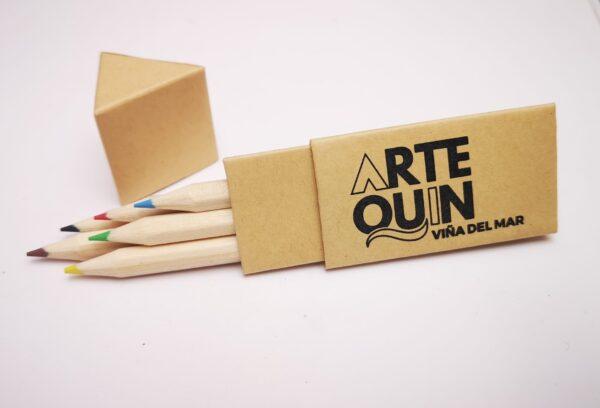 caja lapices artequin