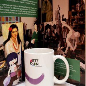 violeta quiere seer artista pack dieciochero museo artequin viña