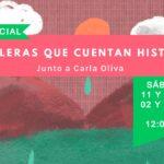 museo artequin viña taller online flores de georgia okeeffe preencial historias de arpilleras