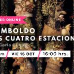 arcimboldo y las cuatro estaciones taller online artequin viña